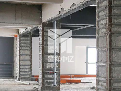柱子包钢加固工程