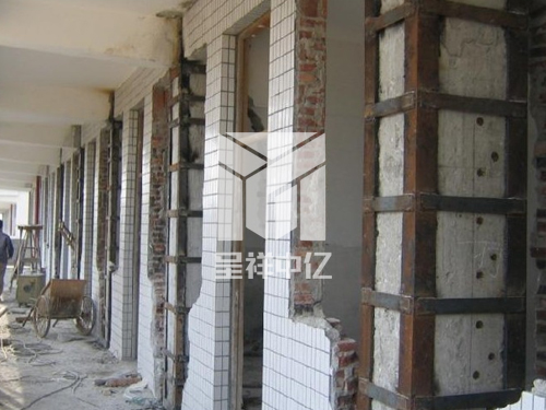 陕西建筑加固工程