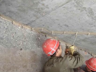 混凝土建筑裂缝修补加固方法有哪些?陕西加固