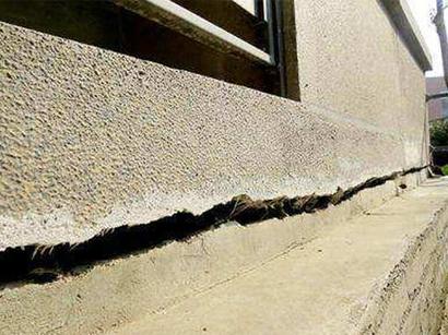 地基的裂缝灌浆加固常用方法及施工注意事项|陕西加固公司